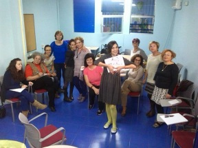 taller Cocejalía Mujer Rivas